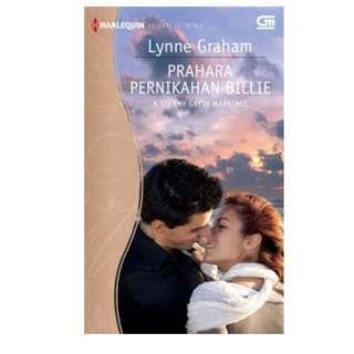 Ebook Prahara Pernikahan Billie (A Stormy Greek Marriage) - Lynne Graham