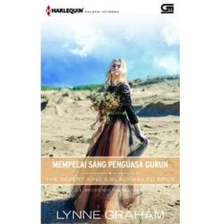 Ebook Mempelai Sang Penguasa Gurun (The Desert King's Blackmailed Bride) - Lynne Graham