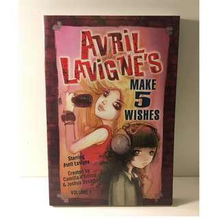 Avril Lavigne's Make 5 Wishes (Volume 1) - Graphic Novel