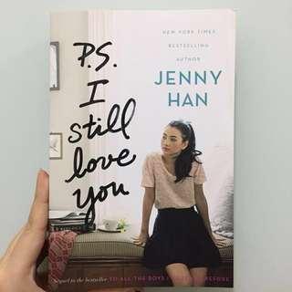 """P.S. I still love you"""