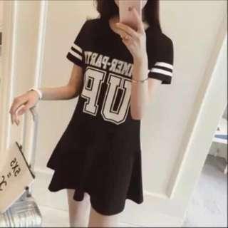 全新限時清貨韓版短袖200斤以內都可以穿胖人寬松顯瘦上衣潮