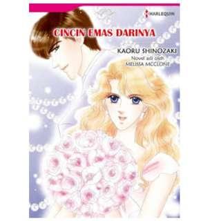 Ebook Cincin Emas Darinya (His Band of Gold) - Kaoru Shinozaki