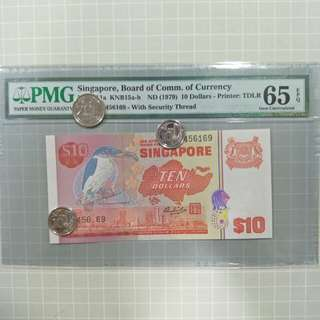 ERROR serial number $10 bird Singapore