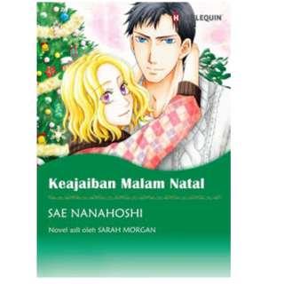 Ebook Keajaiban Malam Natal (The Magic of Christmas) - Sai Nanahoshi