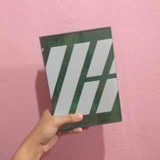 iKON (아이콘) - Welcome Back Debut Full Album (Green Ver.)