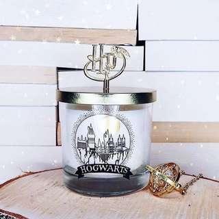 Candle Harry Potter Hogwarts