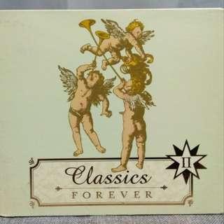 arthcd Classics Forever 2CD (Classical Music) Mozart, Beethoven, Schubert, Chopin, Bach, Tchaikovsky, Vivaldi, Bizet, Strauss, Brahms etc