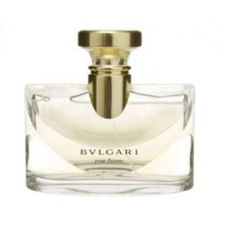 BVLGARI POUR FEMME FOR WOMEN EDP 100ML Selling @ S$79