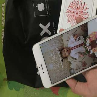 iphone 6 plus LENGKAP YA (silahkan nego smpai cocok)