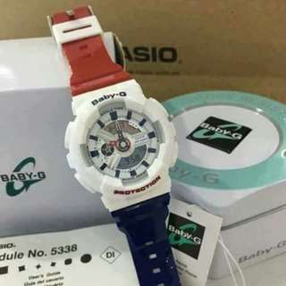Baby-G Watch