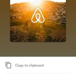 Free Php1,100 AIRBNB voucher!