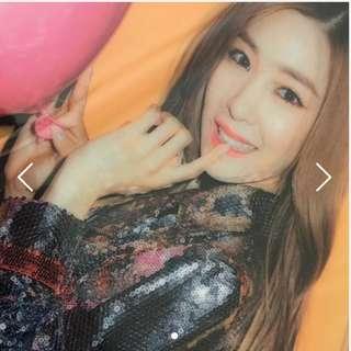 GIRLS' GENERATION 10th Anniversary Holiday to Remember Tiffany L-holder FILE FOLDER PHOTO 少女時代