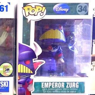 Emperor Zurg Funko Pop