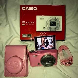 Dijual Camera Exilim ZR5100 Baru Di Pakai 2 bulanan,Kondosi 90%