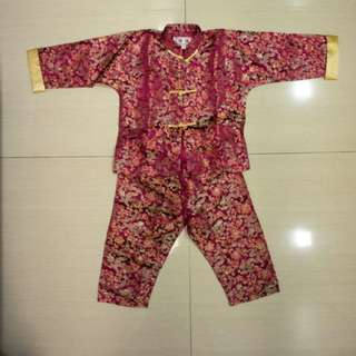 Boy's Chinese Traditional Set