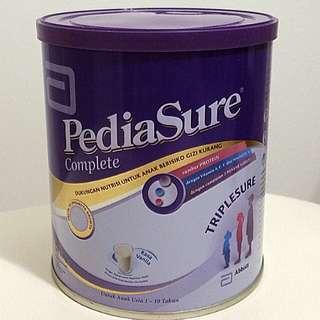[NEW] PEDIASURE Vanilla 400g