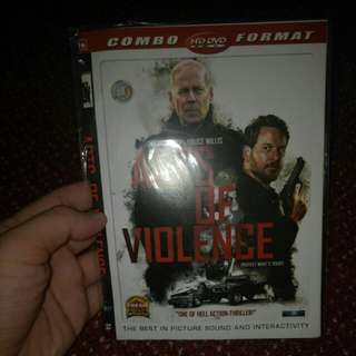 DVD Film 'Acts Of Violence'