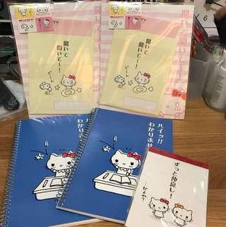 Hello Kitty 2007年絕版文具