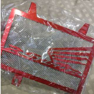 HONDA RS150 RADIATOR COVER