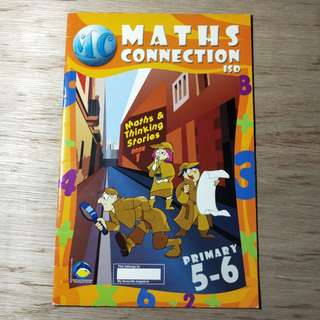Maths Connection ISD Magazine Book 1