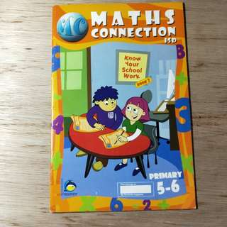 Maths Connection ISD Magazine Book 2