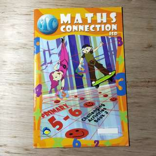 Maths Connection ISD Magazine Book 3