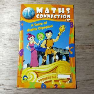 Maths Connection ISD Book 4