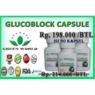 Glucoblock Untuk Diabetes