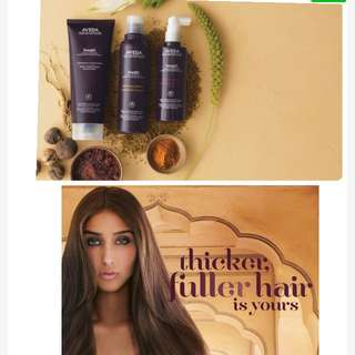 🙆3 STEPS TO THICKER FULLER HAIR!!! Aveda Invati Trial Kit