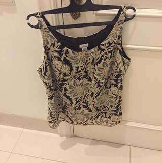 Preloved-Tank Top Jaclyn Smith