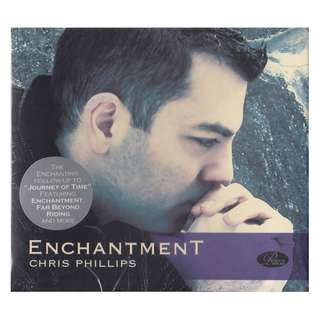 Chris Phillips: <Enchantment> 2004 Premium Records CD (Brand New)