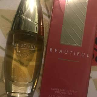 Estee Lauder Beautiful not Clinique D&G CK Cool Water