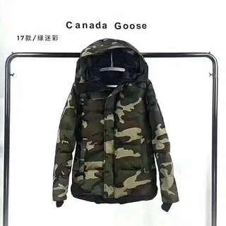 限時訂購 Canada goose短款 剩5色