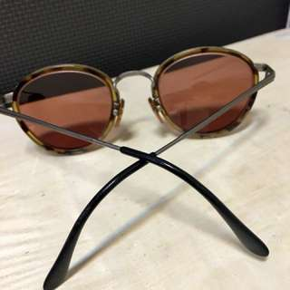 GIORGIO ARMANI ( eyeglass frame ) authentic
