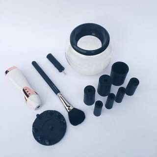 Makeup brush Makeup brush cleaner electronic