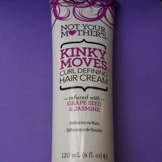 🌈🛒'Not Your Mothers' Kinky Moves Curling Cream