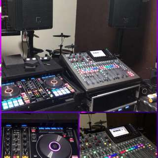 Digital Audio equipment rental