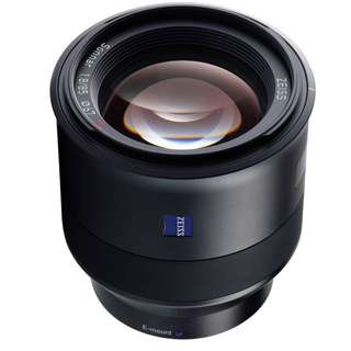 Sony FE Carl Zeiss Batis 85mm F1.8