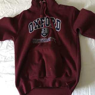 Oxford sweater from England