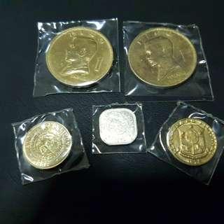 Republika Ng Pilipinas coins