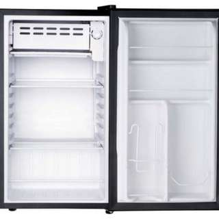 RCA White Mini Fridge & Freezer