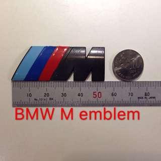 BMW  M emblem