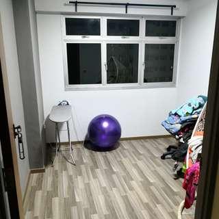 Yishun common room rental