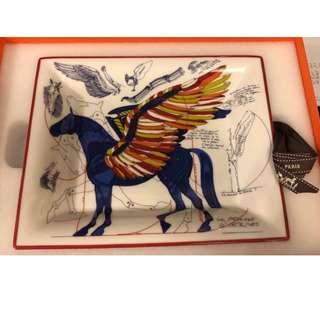 Brand New Guaranteed Authentic Hermes Pegasus Tray