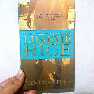 Luanne Rice: Sandcastles (paperback)