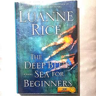 Luanne Rice: The Deep Blue Sea for Beginners (Hardbound)