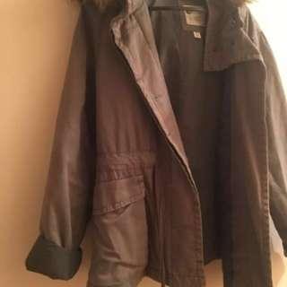 Billabong Khaki Jacket