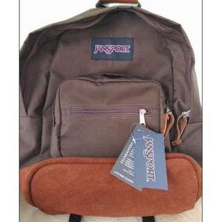 Jansport Rightpack Plain Brown LB
