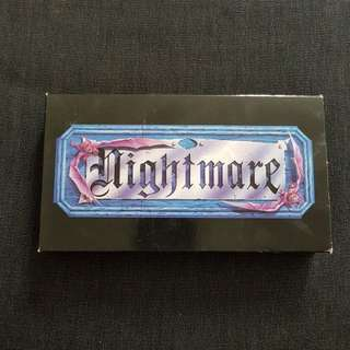 Nightmare VHS Only