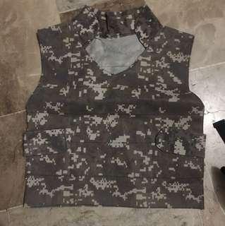 Costume military vest